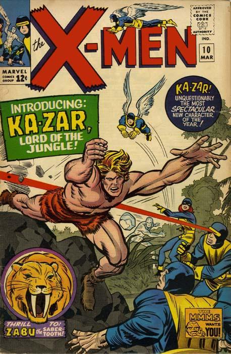 X Men 10