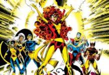 X-Men - saga de Fénix Oscura