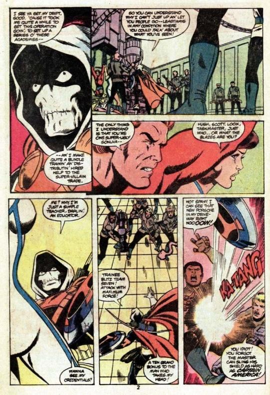 avengers 196 1