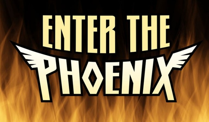 enter the phoenix header