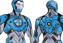 iron man fantastic four armor header