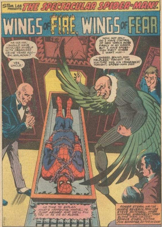 spectacular spider man 45 1