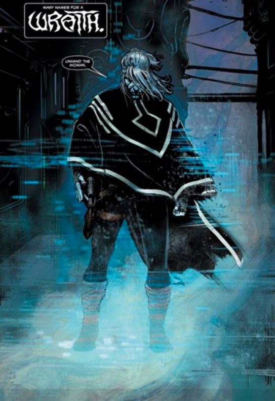 web of venom wraith 4