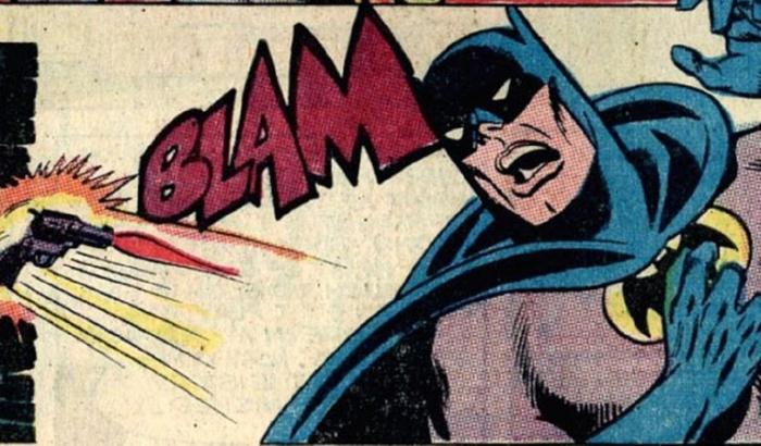 what if batman display