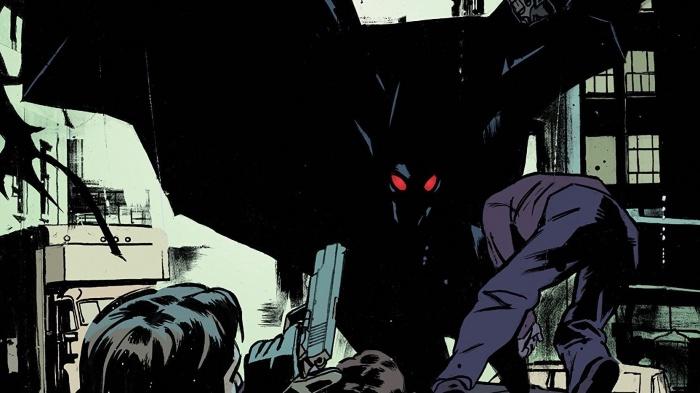 El Batman de John Paul Leon