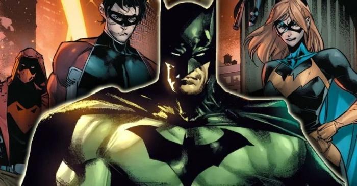 Batman Joker War Bat Family feature