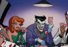 Batman The Animated Series Villains