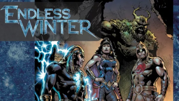 Justice League Viking