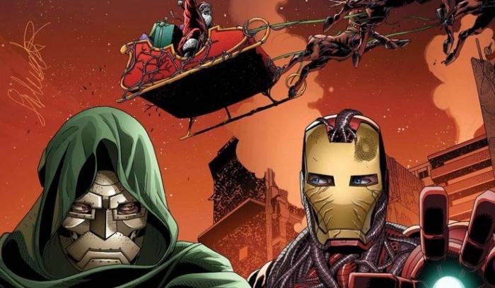 Doctor Muerte Iron Man