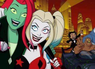 Harley Quinn Season 3 Details Poison Ivy Romance