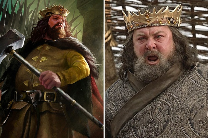 How Game of Thrones Characters Should Have Looked According to the Books 4
