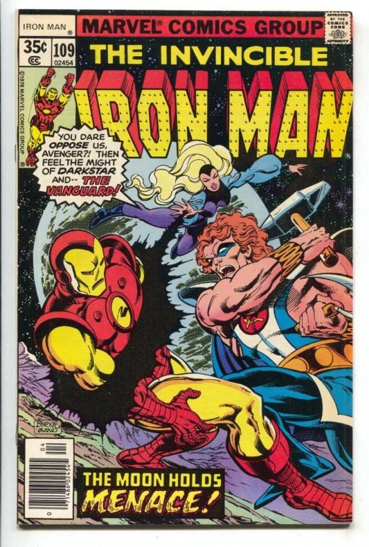 Iron Man 109