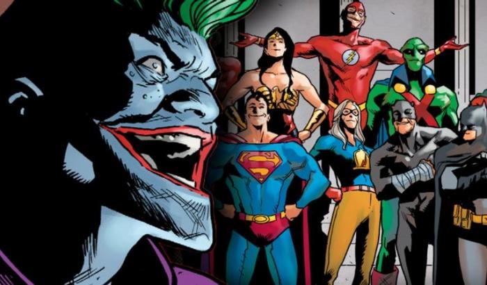 Joker Injustice Year Zero 1