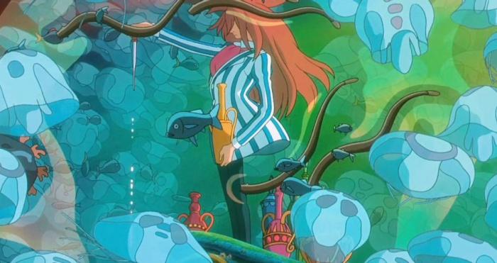 Ponyos Father from Ponyo Ghibli