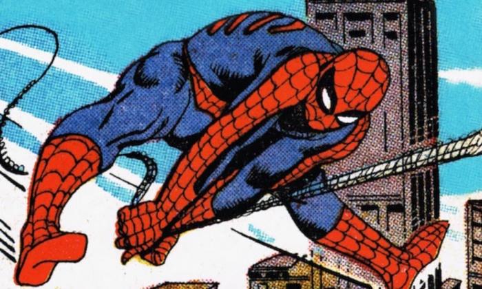 Spider-Man - Steve Ditko