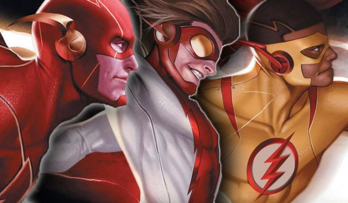 The Flash Family feature