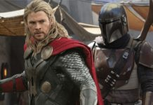 Thor - Mandalorian
