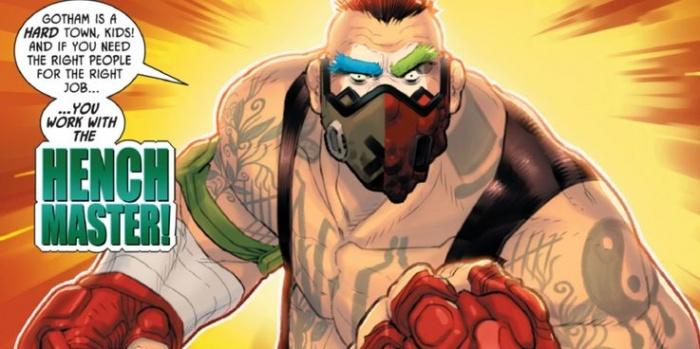 Batman Joker War Hench Master