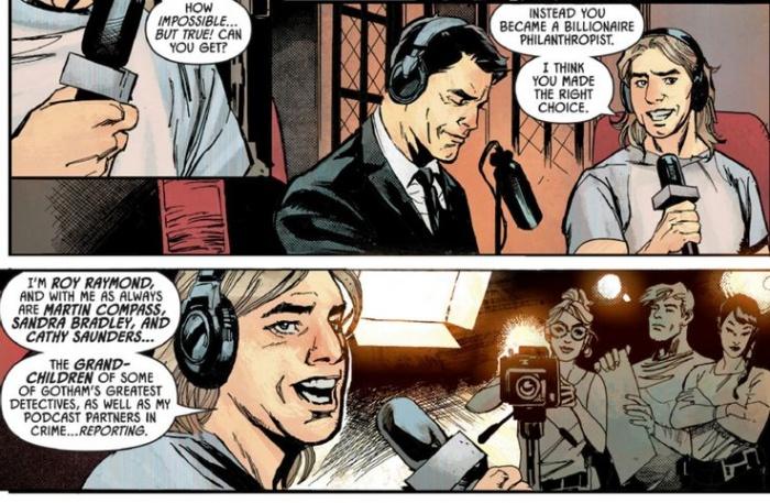 Detective Comics Roy Raymond Young Detectives 1