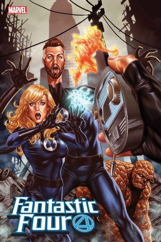 Fantastic Four 28 2021