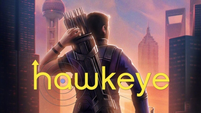 Hawkeye fanposter