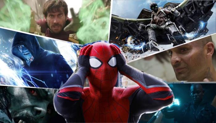 Spider-Man - Seis Siniestros