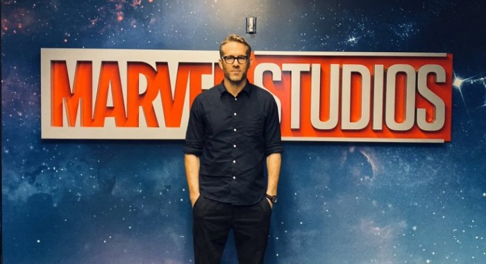 Ryan Reynolds - Marvel Studios