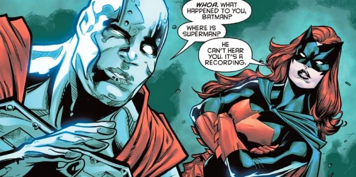 Steel Batwoman