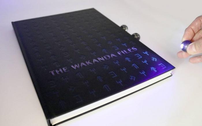 The Wakanda Files - el libro con los secretos y curiosidades del Universo Cinematográfico Marvel