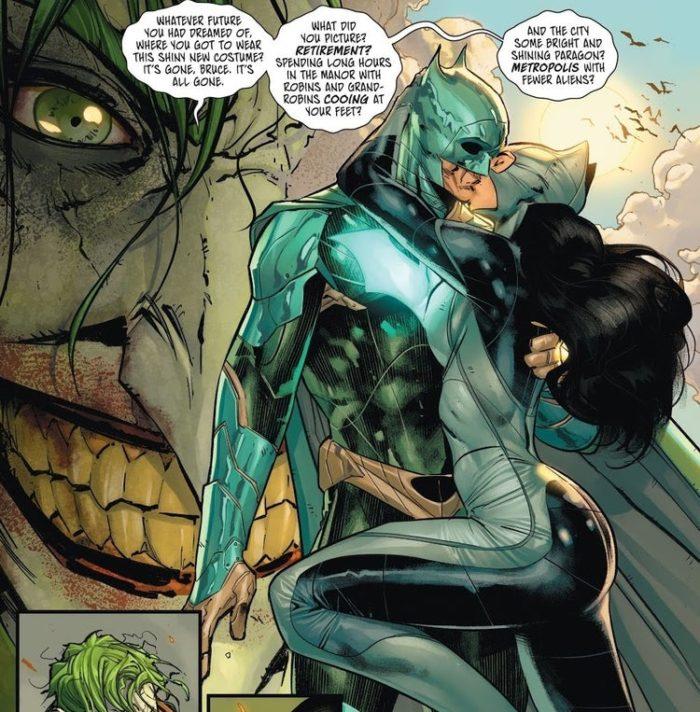 batman 100 catwoman new costume 1240387