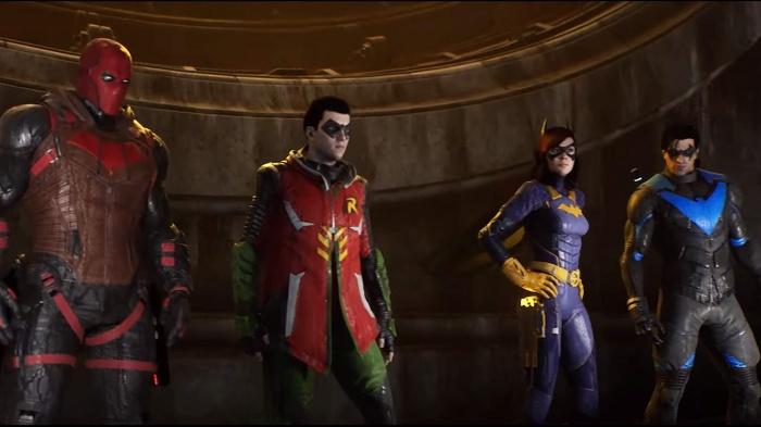dc announces gotham knights as the next batman game