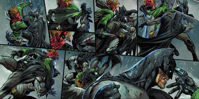 grifter batman 101
