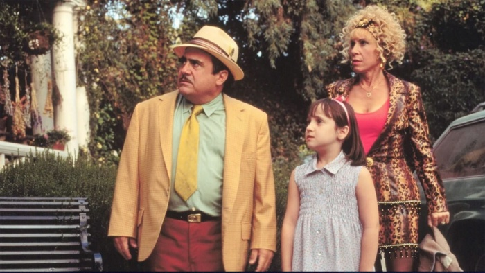 matilda and her family