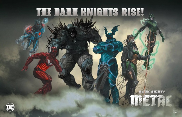 Dark Nights Metal Batman