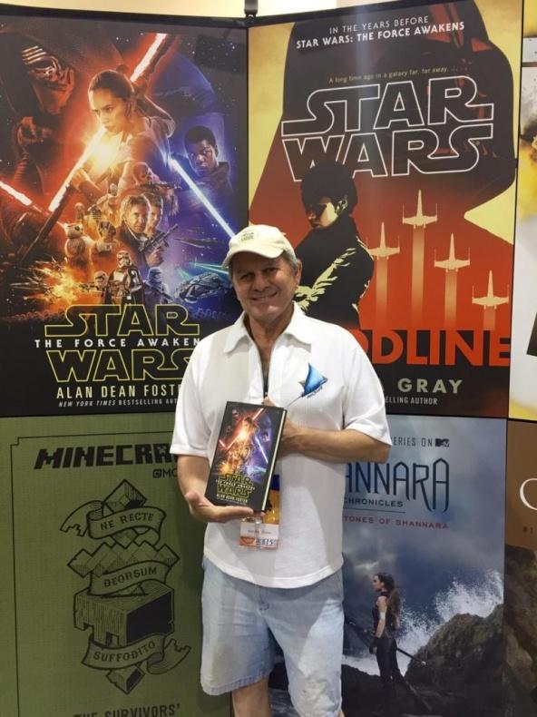 Alan Dean Foster El despertar de la Fuerza Disney
