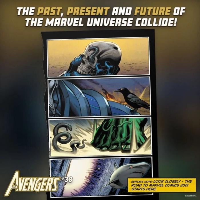 Avengers 38 Teaser 1