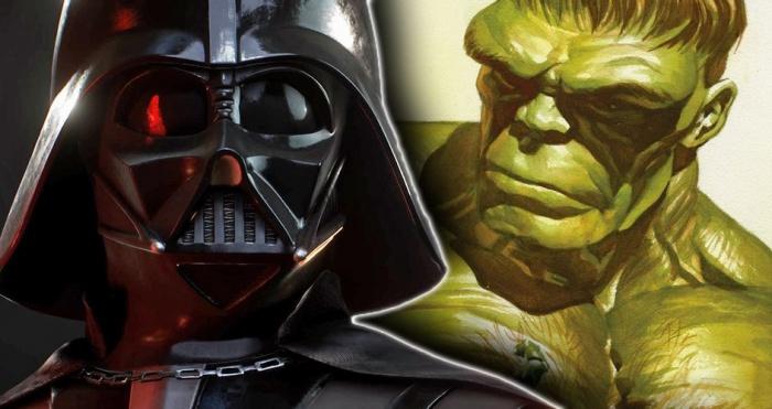 Darth Vader Hulk