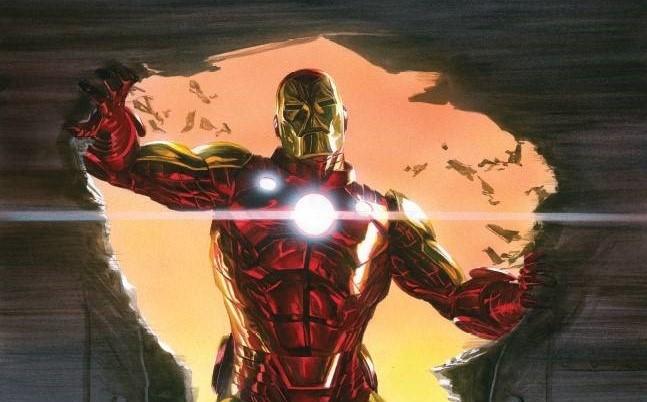 Cómo Murió Iron Man En El Cómic El Guantelete Del Infinito