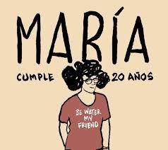 Maria 20 anos