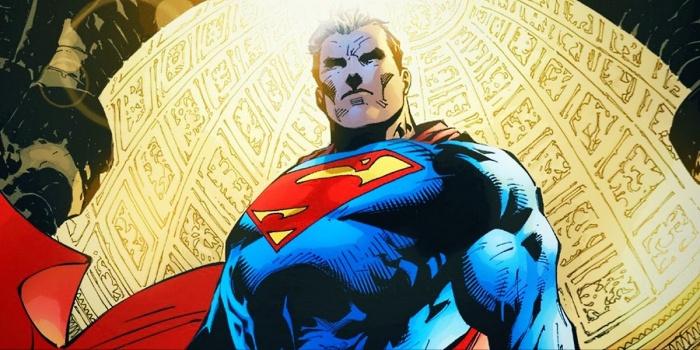 Superman Comic Weakness Power Prayer Faith