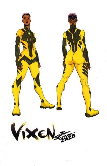 Vixen Design