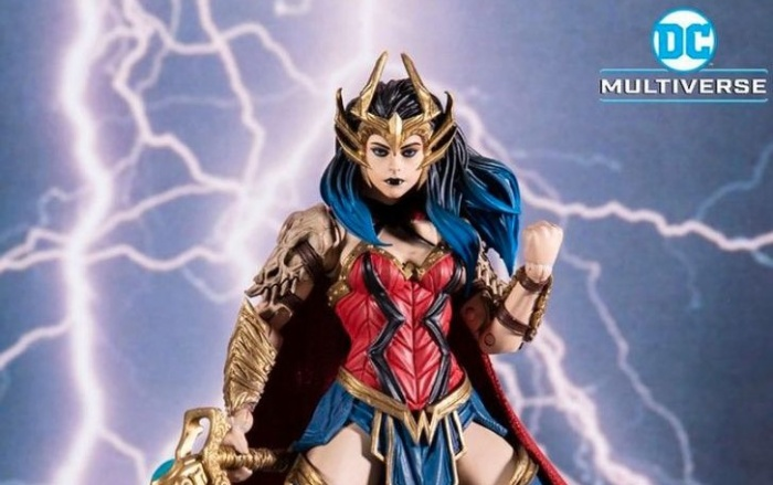 Wonder Woman McFarlane