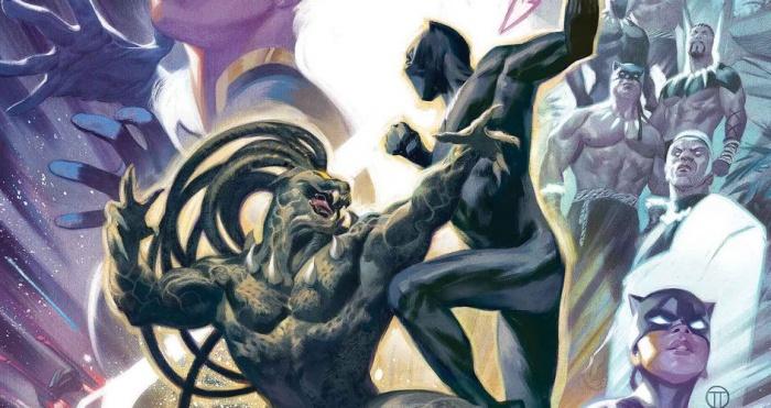 black panther 23