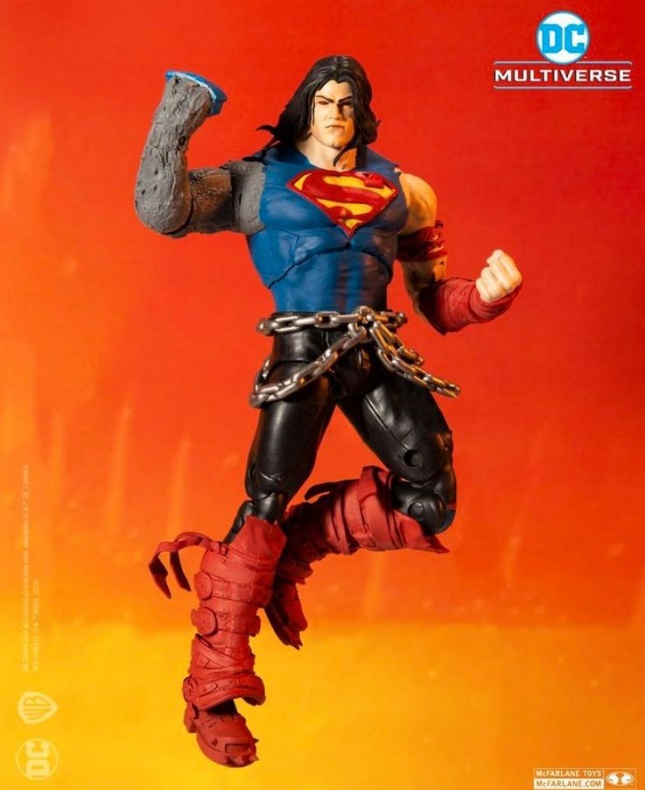 death metal superman