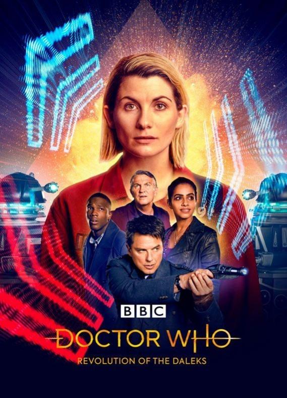 doctor who rev daleks poster 1246190