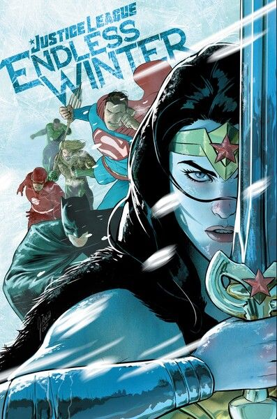 justice league endless winter 1