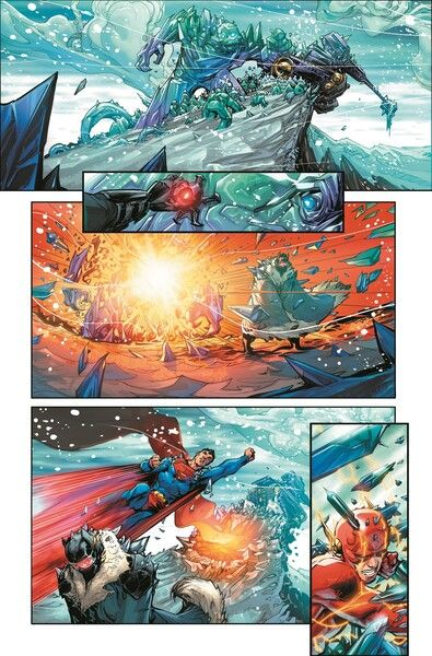 justice league endless winter 5 1