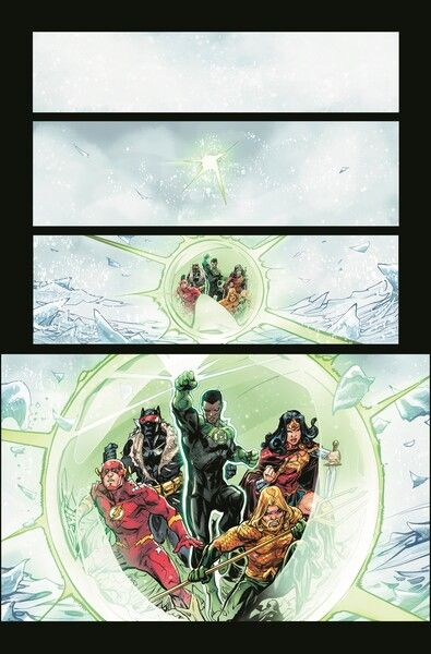 justice league endless winter 7