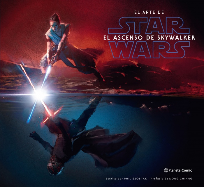 star wars el arte del ascenso de skywalker