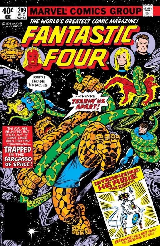 Cuatro Fantasticos 2
